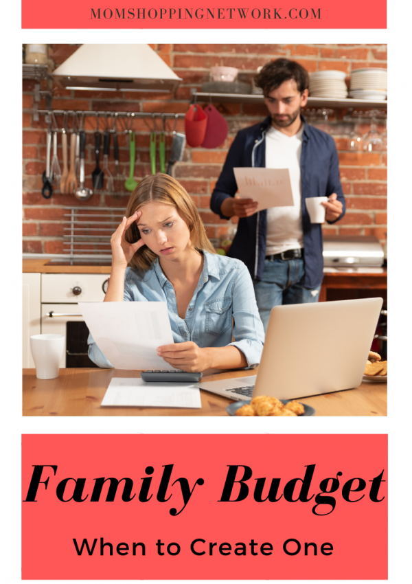 Do you have a family budget? We'd love to know if it's helped you! Please leave your thoughts below in the comments! And be sure to share on Pinterest if you found this post helpful. #budget #budgeting #familyfinance #howtostartabudget