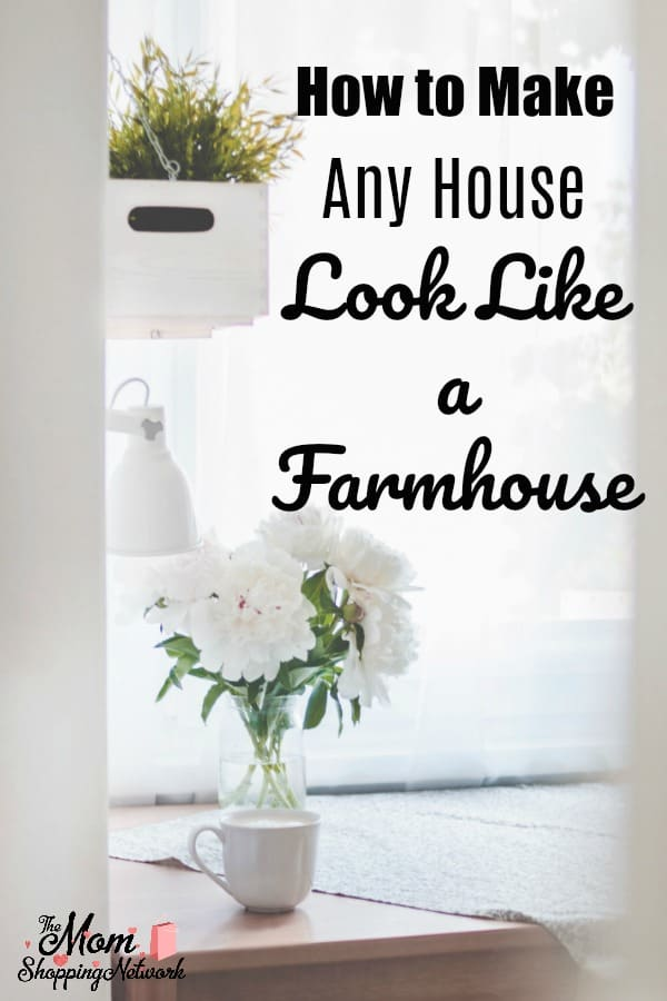 Great tips on how to make any house look like a farmhouse, I'm totally doing this! Farmhouse | Farmhouse Decor | Farmhouse Style | Farmhouse Look | Farmhouse Home| Farmhouse House | Farmhouse Ideas | Farmhouse Design | Farmhouse Renovation | Farmhouse Decor on a Budget | Budget Farmhouse | Budget Farmhouse Decor | Wannabe Farmers | Farm Living | Farm Life | Farmhouse Life | Farmhouse Lifestyle| Home Decor #farmhouse #farmhousestyle #farmhousedecor #farmhouselife