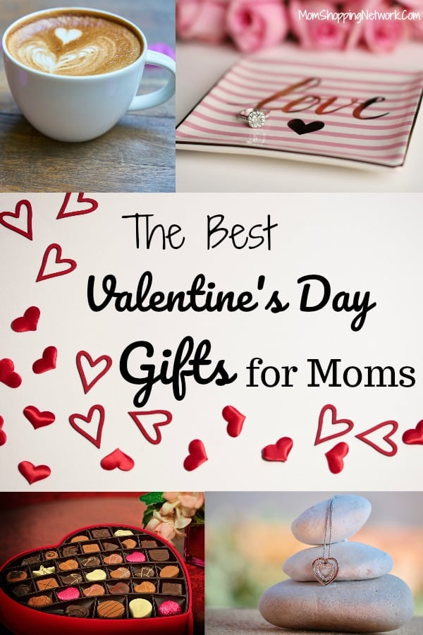 These are The Best Valentine's Day Gifts for Moms. #giftguideformoms #valentinesdaygifts #shoppingformom #bestvalentinegiftsformom #momshoppingnetwork #valentinesdaygiftguides