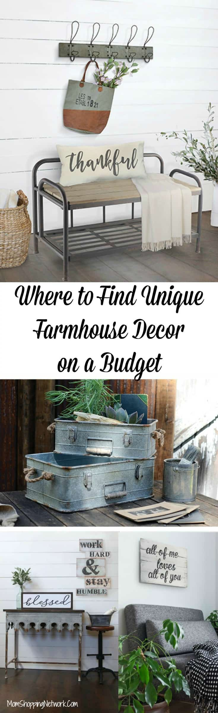 The best sites to find unique farmhouse decor on a budget for How much does it cost to build a farmhouse