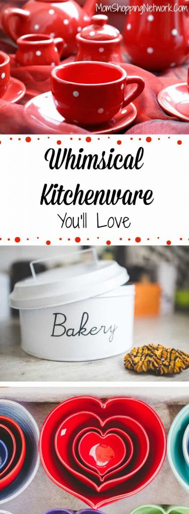 I just love this whimsical kitchenware, so pretty! Kitchenware | Kitchenware Ideas | Kitchenware Tips | Cute Kitchenware | Unique Kitchenware | Kitchenware Styles