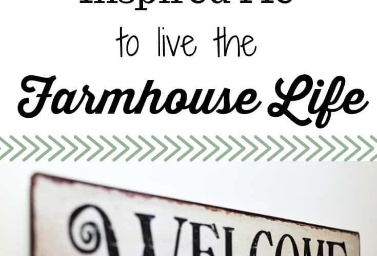 The farmhouse life
