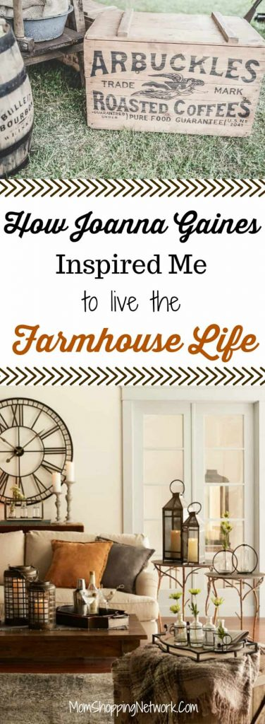 This is how Joanna Gaines Inspired Me to Live the Farmhouse Life- and You can too!
