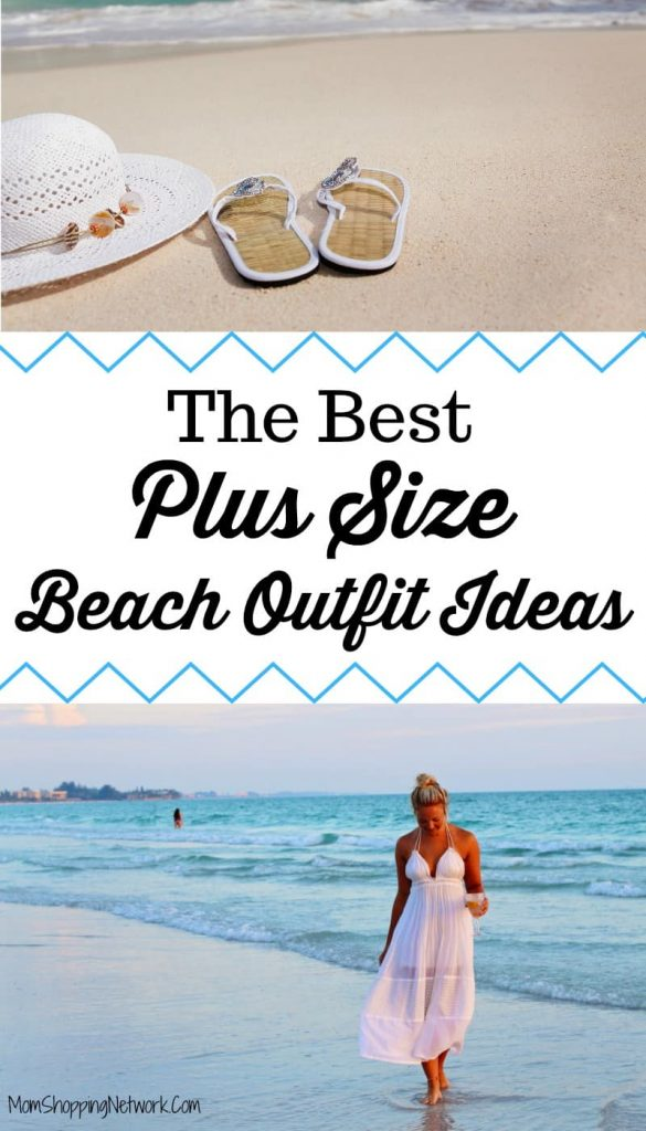 These are some of the best Plus size beach outfit ideas I've seen in awhile, so glad i found this! Plus size|Plus size clothing|Plus size fashion|Plus size beach outfits|Plus Size Beach Outfit Ideas|Plus Size Beach Fashion #plussizeclothing #plussizefashion
