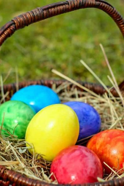 Trash the Easter Basket- 5 Things to Use Instead