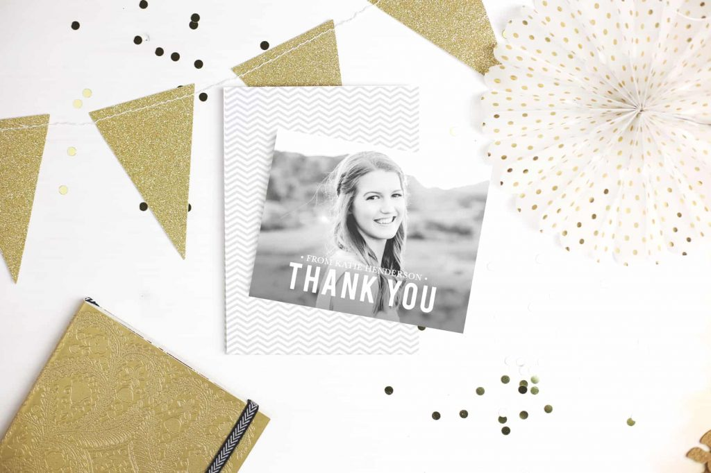 This is the best place to find the best graduation invitations and announcements that I've found in awhile! #graduationthankyoucards #graduationinvitations #graduation #bestgraduationinvitations