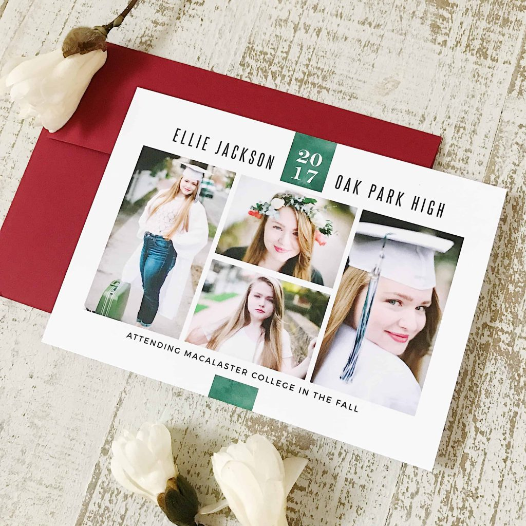 This is the best place to find the best graduation invitations and announcements that I've found in awhile! #graduationinvitations #graduation #bestgraduationinvitations