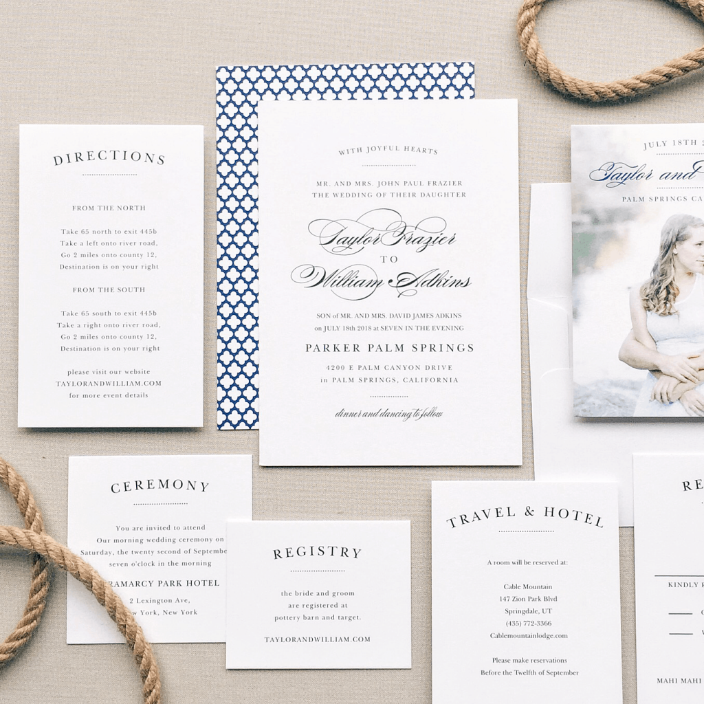 These wedding invitations are gorgeous! #weddinginvitations #weddinginvites #weddings