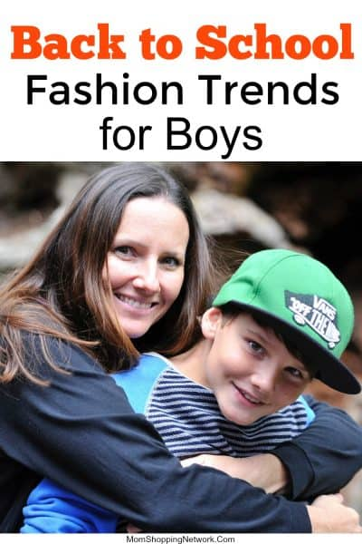 Back to School Fashion Trends for Boys