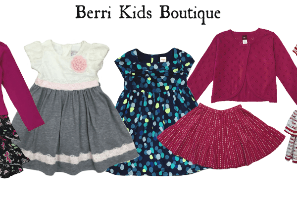 Shop for Pre-Loved Kids Clothing at Berri Kids Boutique
