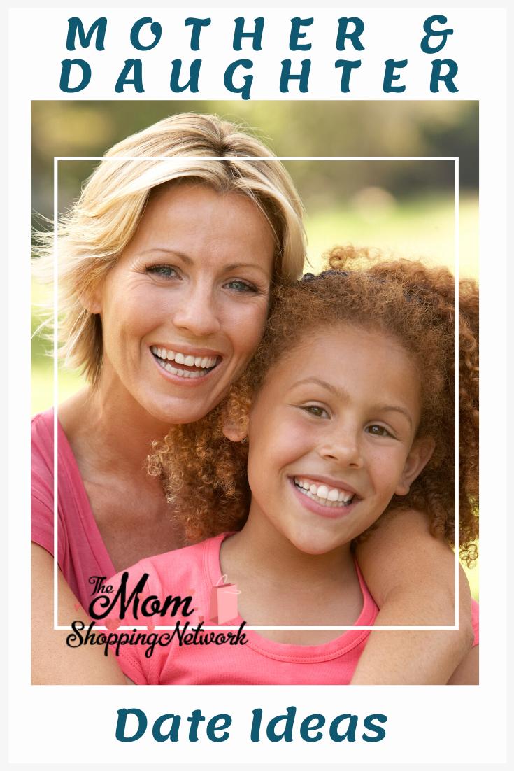 Mother & Daughter Date Ideas #motheranddaughterdate