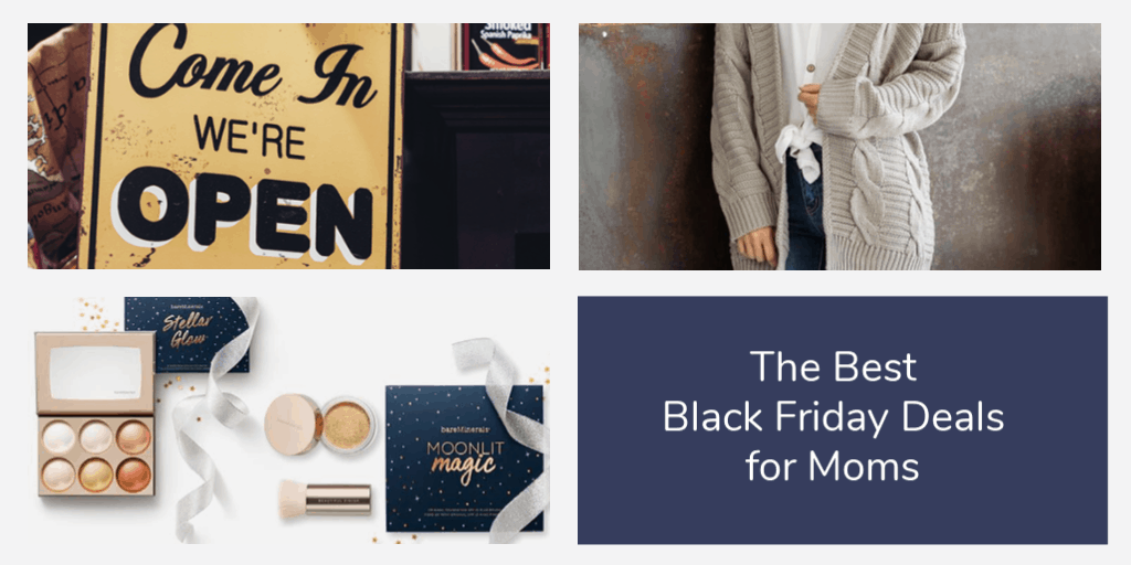These are the Best Black Friday Deals For Moms, check them out!
