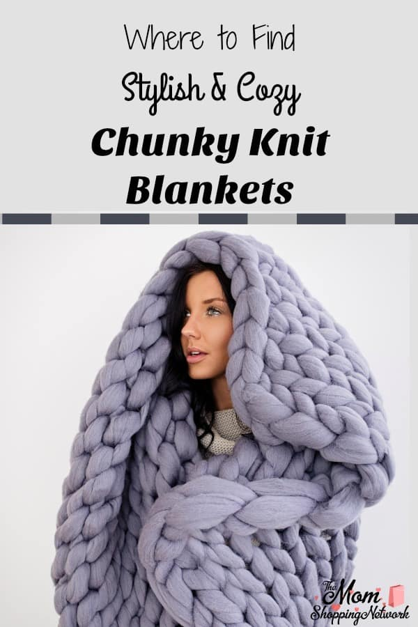 Chunky wool throw blankets are all the rage these days. However I wasn't sure where to find the best chunky knit blankets until recently when I stumbled across this site with amazing merino wool chunky throw blankets! #chunky #chunkyblanket #chunkythrow #chunkyknit #chunkyknitblanket #chunkywool #hygge
