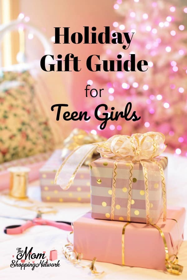 This Holiday Gift Guide For Teen Girls has lots of really good gift ideas! #holidays #Christmas #Gifts #Giftguide #holidaygiftguide #teens #girls #teengirls #teengifts #teengiftguide