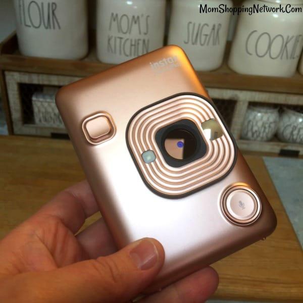 INSTAX mini LiPlay #camera #giftguideforteens
