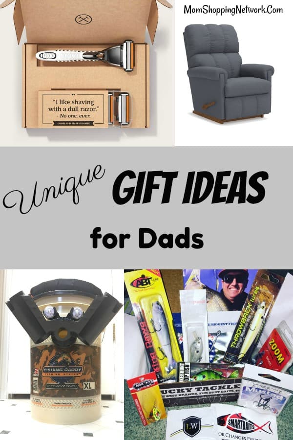 This is an awesome Holiday Gift Guide for dads, lots of unique gifts for men here! #gifts #giftguide #dadgifts #holidays #holidaygifts #giftideas #holidaygiftideas #dadsgiftguide