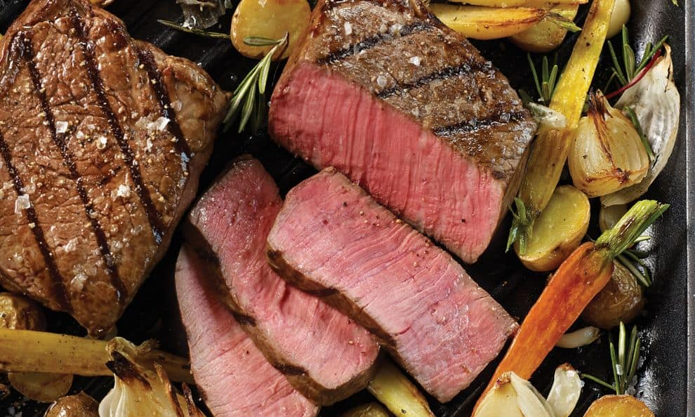 Omaha Steaks for the man on your list. #meatgifts #giftsformen #meatlovers