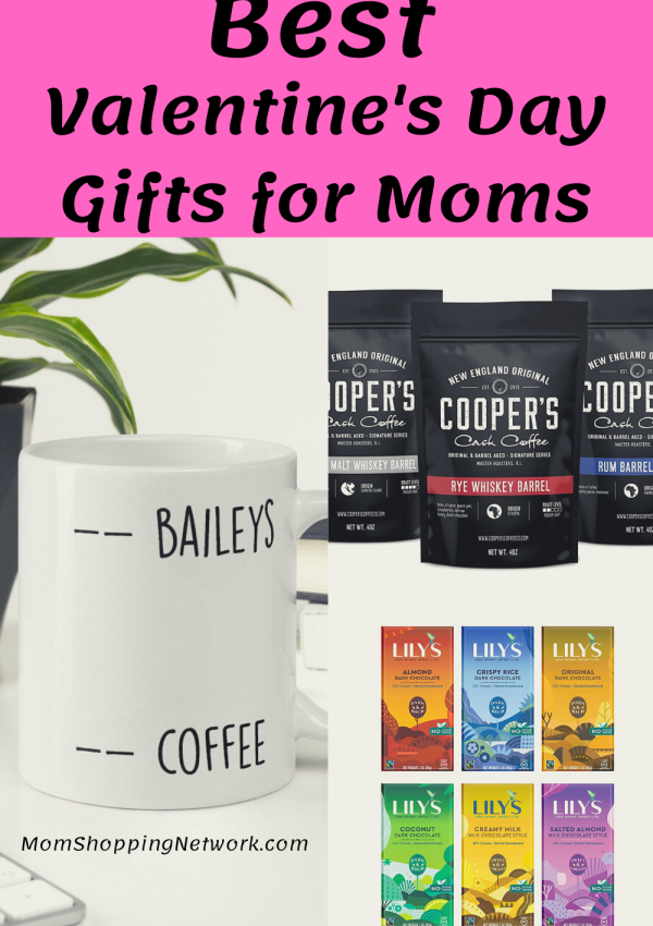 The Best Valentine's Day Gifts for Moms