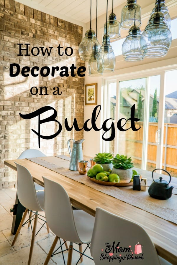 These are some great ideas on how to decorate your home on the cheap, love these decorating tips for those of us on a budget! #decoratingtips #decorating #decoratingideas #budgetdecorating #budgetdecor #howtodecorate #homedecor #homedecorideas #homedecoronabudget #budgethomedecor #budgethomedecorating #cheaphomedecor #cheapdecorideas #budgetfriendlydecor