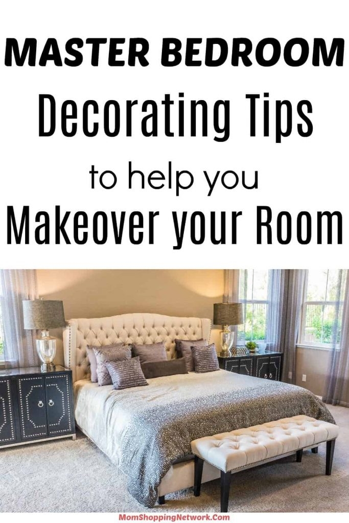 13 Amazing Decorating Tips That Will Transform Your Master ...