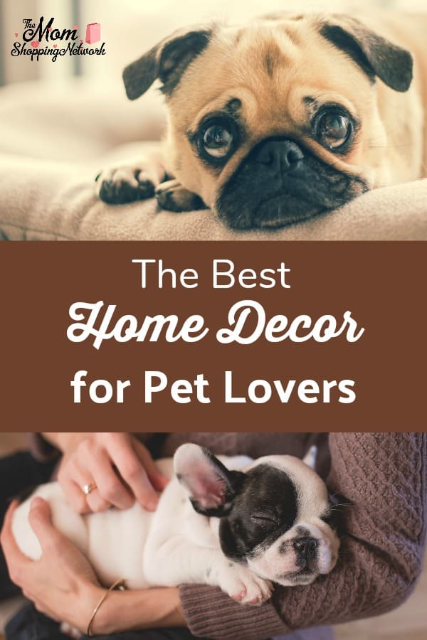 This is some really neat home decor for pet lovers, anyone who is a pet owner will love this style of home decor that showcases a love of pets! #pets #petlover #homedecor #homedecorideas #decorating