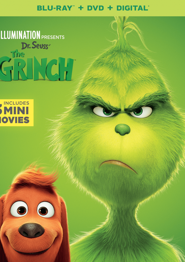 Illumination's Dr. Seuss' The Grinch Review