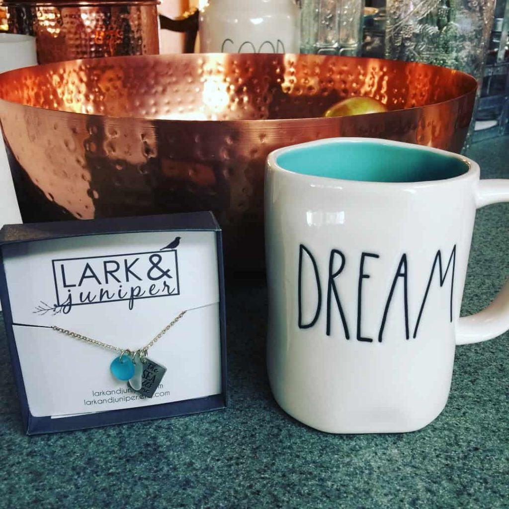 Rae Dunn Dream Mug #raedunn #coffeemugs #coffeegifts #coffeelover