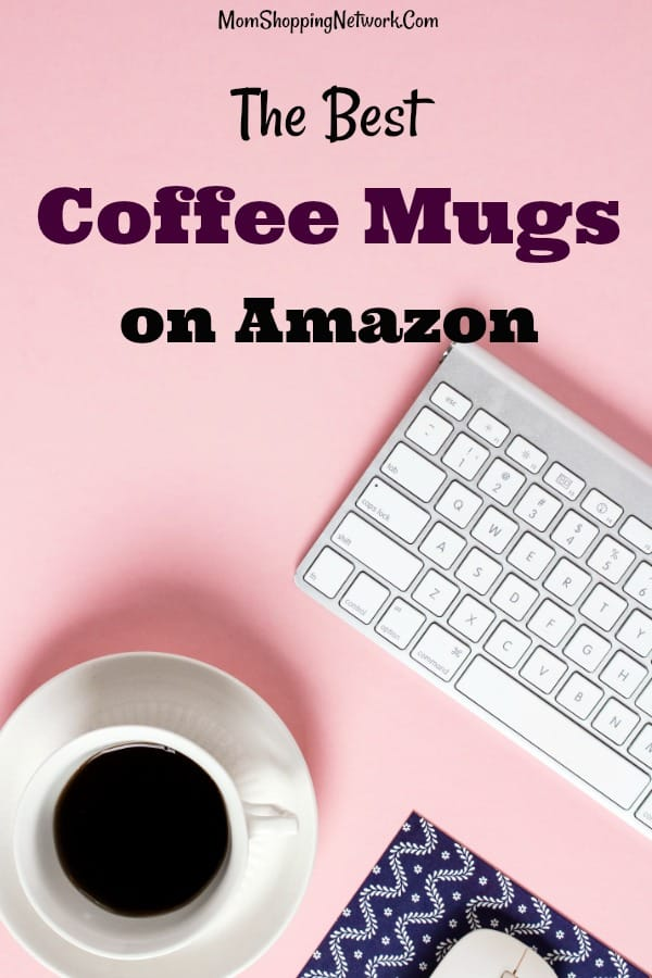 Best Coffee Mugs on Amazon #coffeemugs #bestcoffeemugs #coffeelover #coffeegifts #coffee