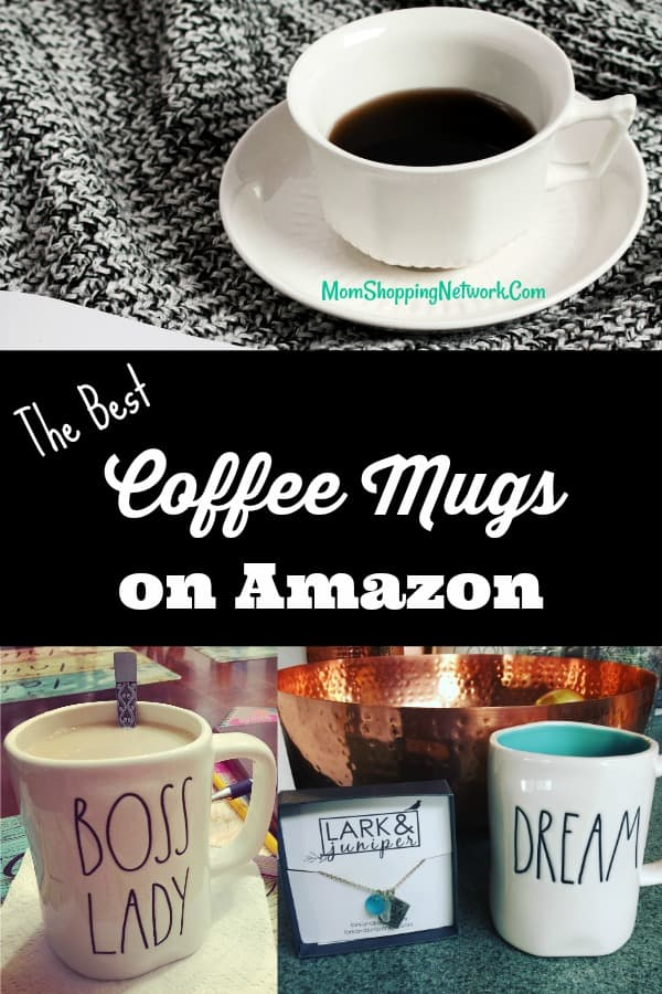 I love finding some of the best coffee mugs on Amazon! You might be surprised at the wide variety of coffee mugs Amazon has, they have great coffee mug gifts perfect for any occasion. Everything from funny coffee mugs and inspiring coffee mugs to unique coffee mugs and cute coffee mugs. I was happy to find such a large selection of Rae Dunn Coffee Mugs on Amazon since I'm a Rae Dunn collector. #coffee #coffeemugs #raedunn #coffeelove #coffeecups #gifts #giftsforher #giftsformom #amazon