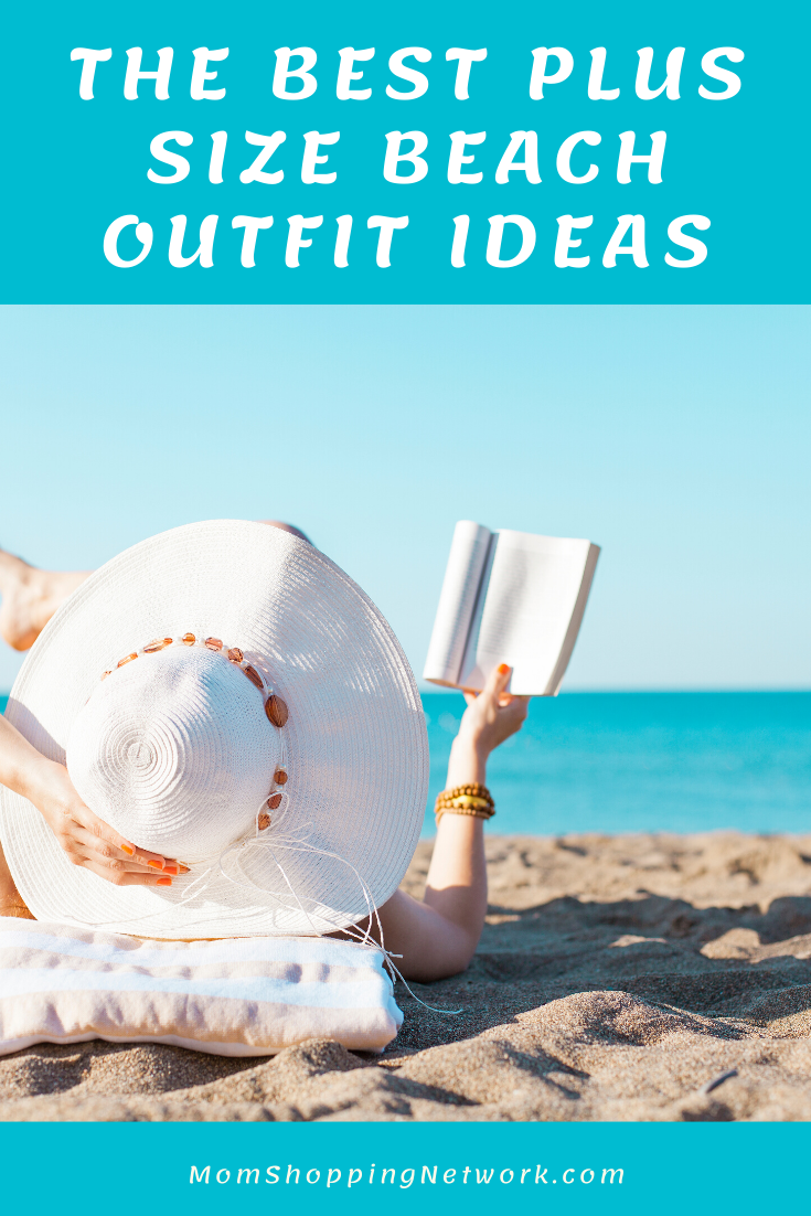 The Best Plus Size Beach Outfit Ideas #plussized #plussizeclothing #plussizebeachwear