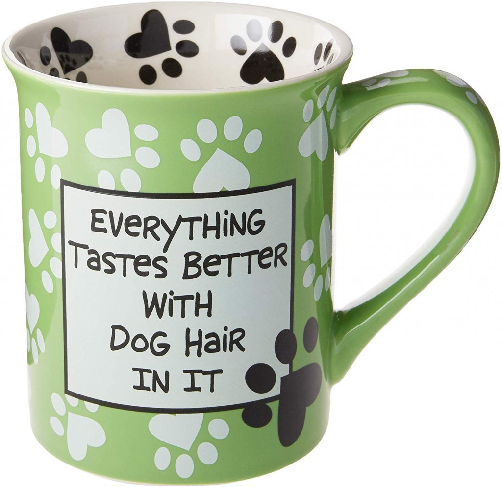 Dog lover coffee mug #coffeemug #doglover #coffeegift