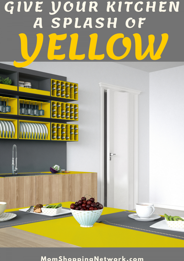 The Best Yellow Kitchen Decor You Need to See