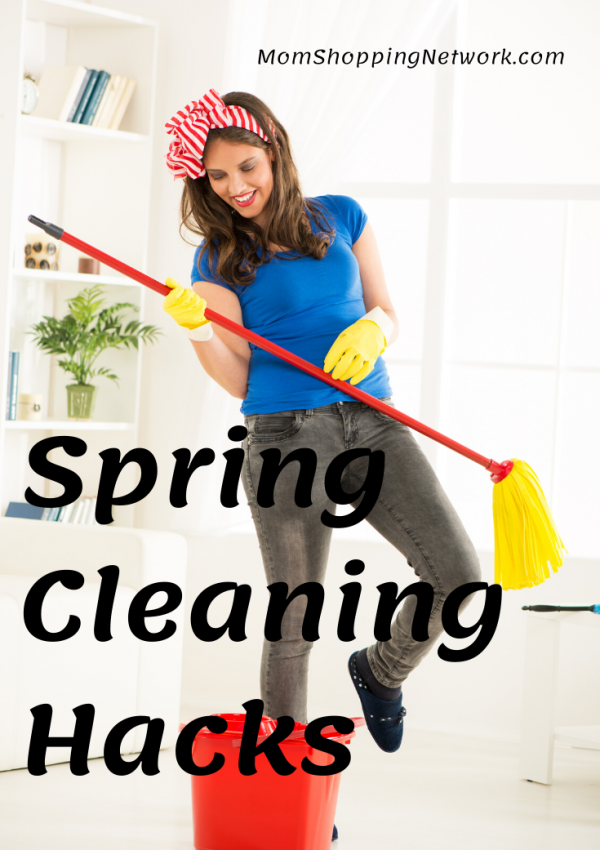 Spring Cleaning Hacks- Refresh Your Home With Mrs. Meyer's Spring Scents