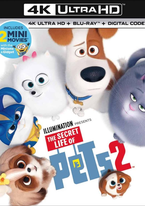 The Secret Life of Pets 2 Announcement and Review