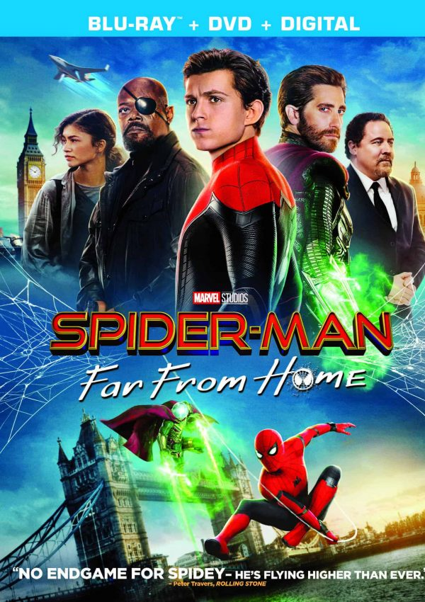 Spider-Man: Far From Home Out Today!