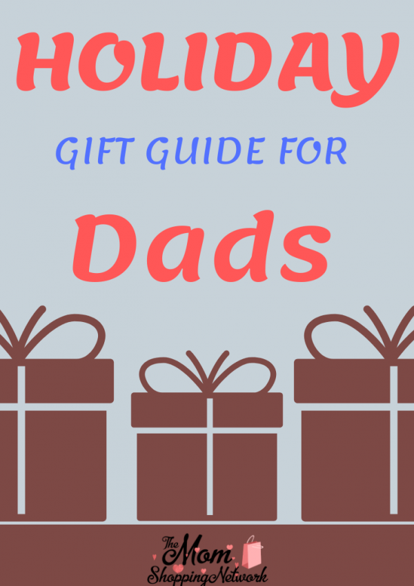 Holiday Gift Guide for Dads #dads #giftguide #dadgifts #holidayshopping