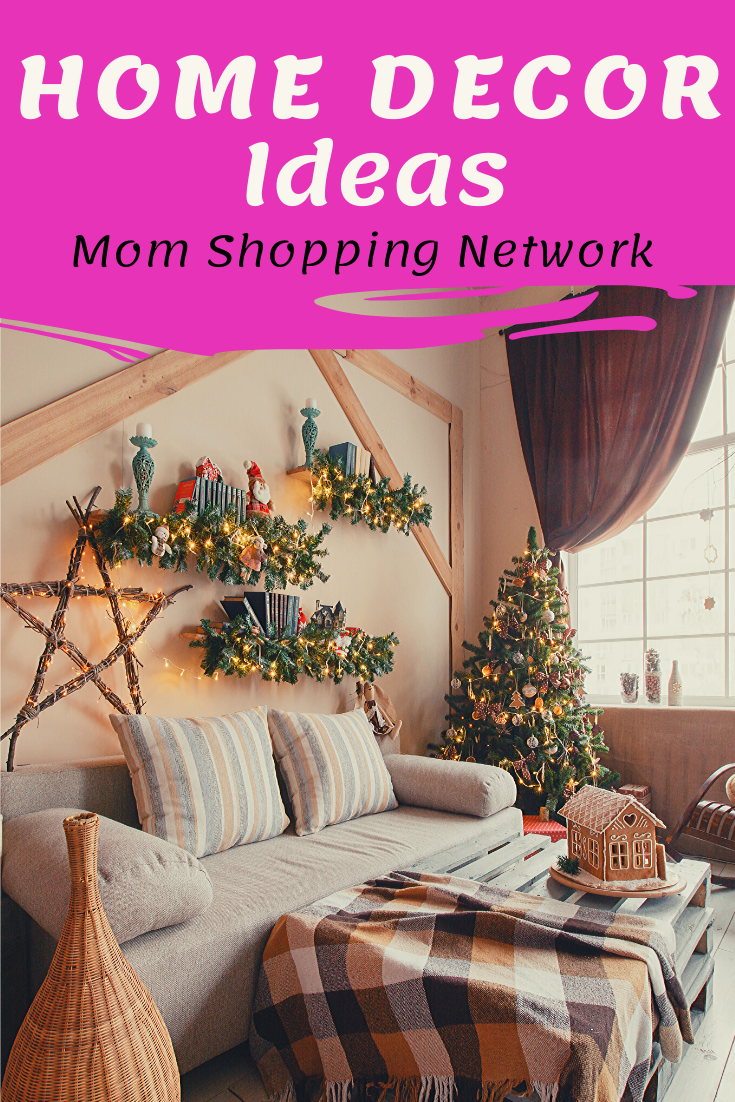 Mom Shopping Network Home Decor Ideas #homedecor #homedecorideas