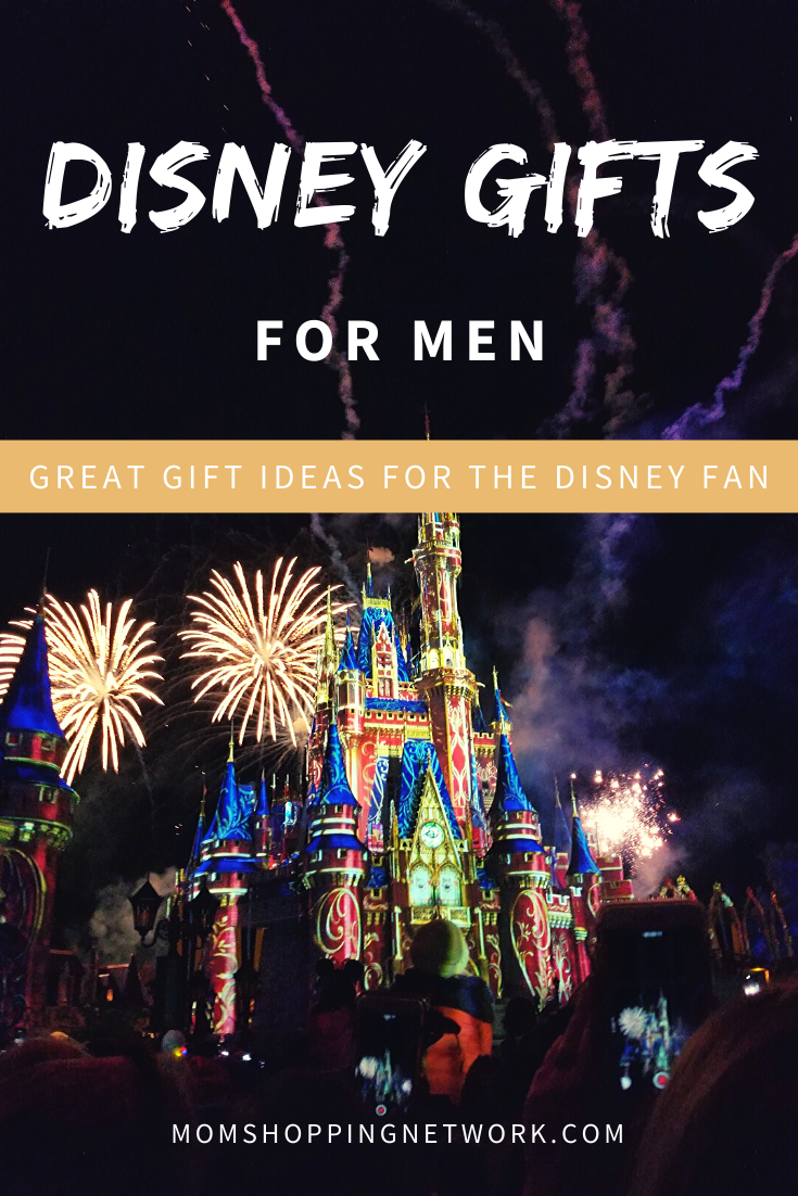 Disney Gifts for Men #disney #disneygifts #giftsformen