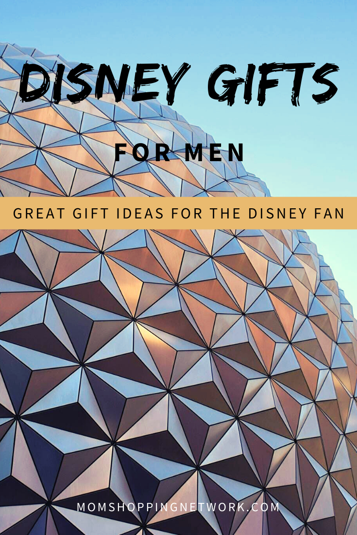 Great Disney Gift Ideas for the Man in Your Life #disney #disneygifts #giftsformen #disneygifting #giftguideformen