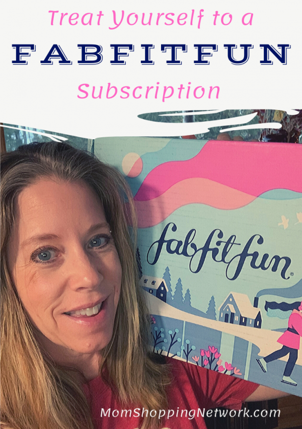 Treat Yourself to a FabFitFun Subscription