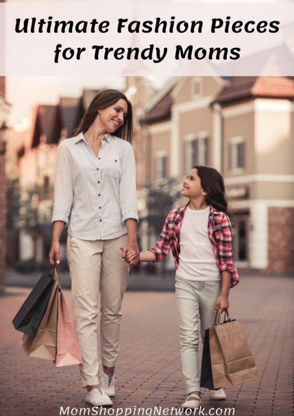 Ultimate Fashion Pieces for Trendy Moms #trendy #fashion #fashionformoms #clothing #shopping